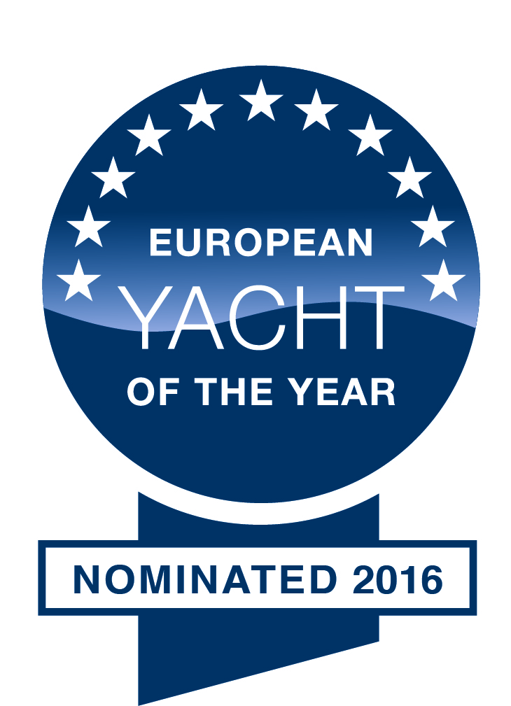 We are glad to report that the Maxus 26 has been nominated to the European Yacht of the Year!